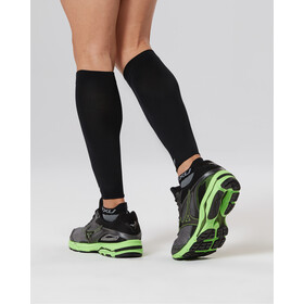 2XU Compression Calf Sleeves, black/grey
